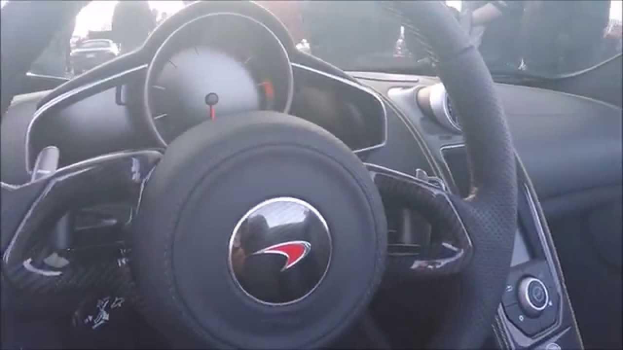 McLaren 650S // Interior And Walkaround