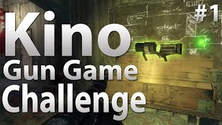 Kino der Toten: Gun Game Challenge (Part 1)