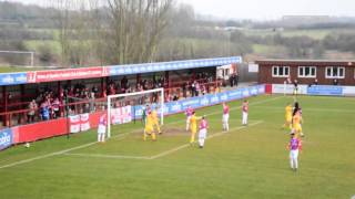 Ilkeston FC 0 - 3 Workington AFC