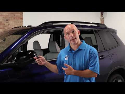 2019 Honda Passport Tips & Tricks: How to Control the Automatic Windows Using Your Key Fob