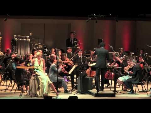 Ojai Music Festival 2014: The Knights, Storm Large and Hudson Shad