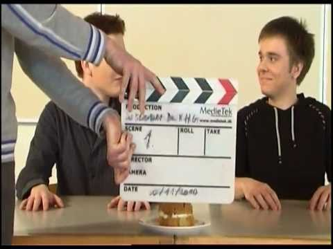 Piece of cake - behind the scenes