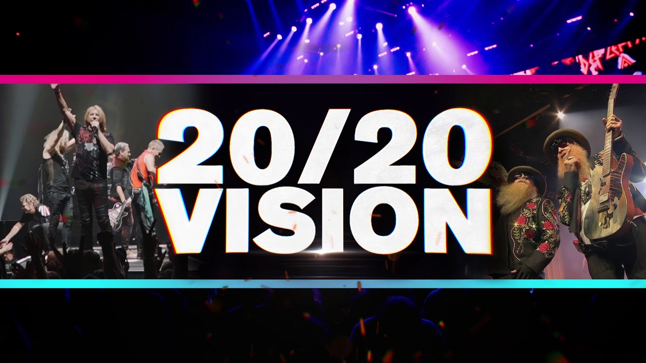 Hello America! Def Leppard Announce 2020 Vision Tour w/ ZZ Top