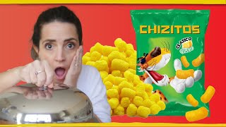 Intento Hacer Chizitos (Cheetos) - Paulina Vs. El Súper E12
