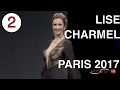 Lise charmel exclusive fashion show paris 2017 part 2 mp3