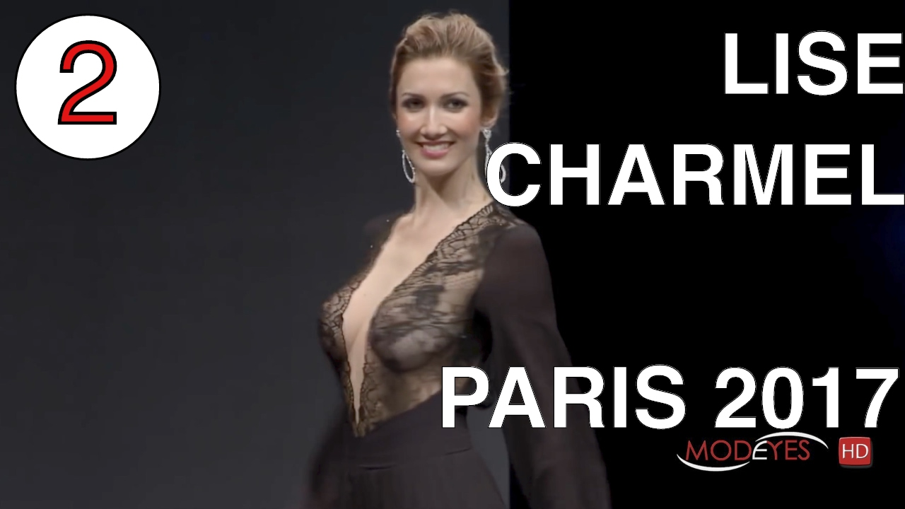 Lise charmel exclusive fashion show paris 2017 part for Salon de la mode paris 2017
