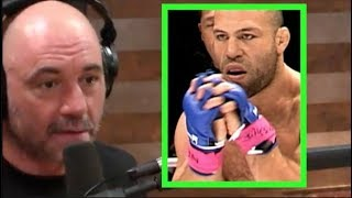 Joe Rogan on Wanderlei Silva