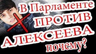 Парламент против Никиты Алексеева. Почему? Евровидение 2018 Eurovision / Меловин и Alekseev