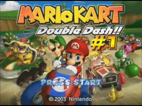 Let's Play Mario Kart: Double Dash!! #7: Special Cup 50cc