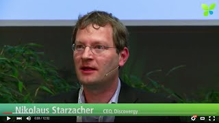ECO14 London: Nikolaus Starzacher Discovergy