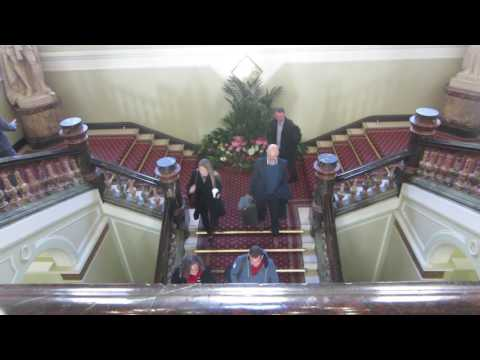 Taking the stairs with MOVE Congress partners Birmingham City Council
