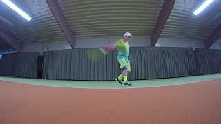 TennisnetTests.com Dunlop NT R3.0: Grundschläge