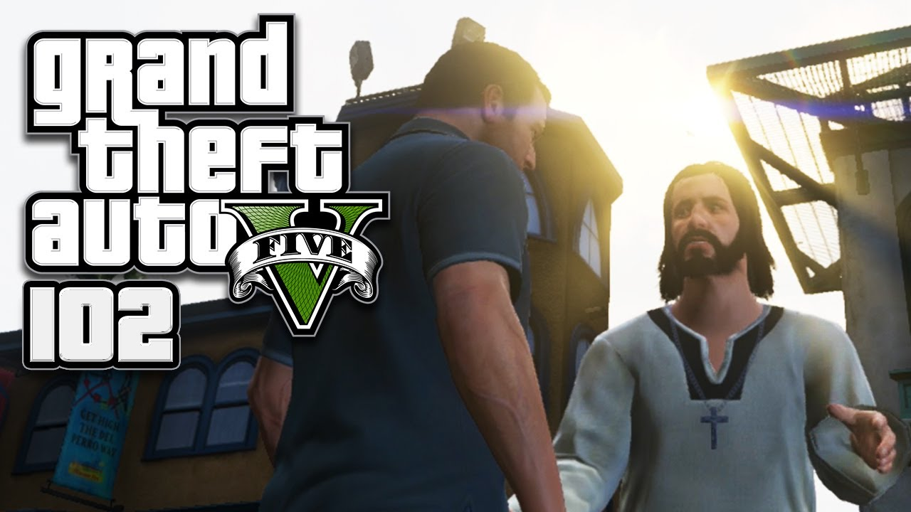 Lets Play Gta  Gta V