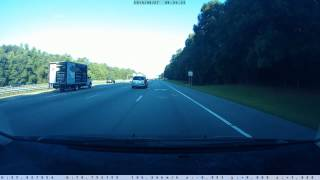 "North Carolina State Highway Patrol ""SHP-693"" Caught Speeding on I-40"