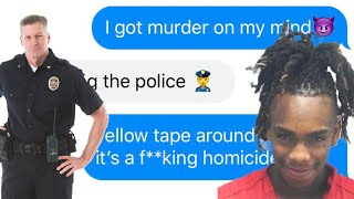 YNW MELLY - MURDER ON MY MIND LYRIC PRANK GONE WRONG (COPS WERE CALLED)