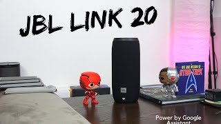 JBL Link 20 Review: Google Assistant Liberated!!!