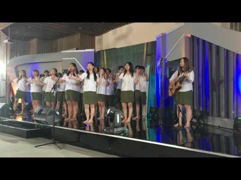 NZIS Jakarta E and Kapa Haka in Standing Ovation by Metro TV