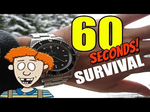 I'M SLOWLY LOSING MY DAMN MIND | 60 Seconds
