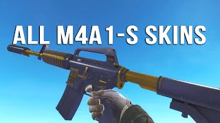 CS:GO - M4A1-S | All M4A1-S Skins [Showcase / Overview]