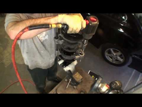 How to Replace Front Struts Part 2 - EricTheCarGuy