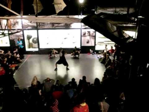 Breakdancers @ Science Museum Lates Feb 2010