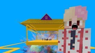 BTS IDOL MV in Minecraft w/ Song