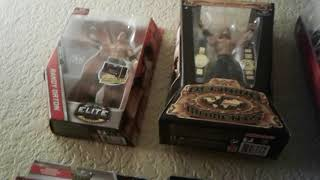 wwe figures I got for my birthday!!!!! Share the love!!!!!!!!!!!!!!