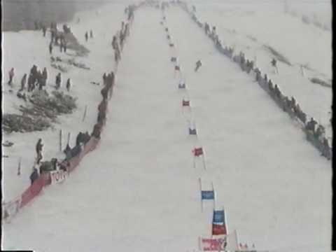 Mogul Skiing Crashes, Ski Crashes, Old School Mogul Air, Cameron Boyle 1990 Toyota Prize