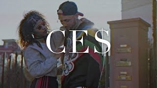 CE$ - Three Stripes (Official Video)