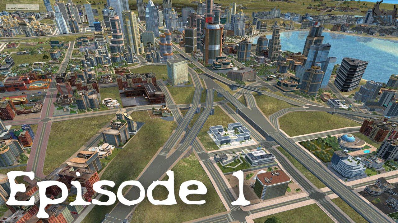 city life 2008 construction suivie d 39 une ville 1 youtube. Black Bedroom Furniture Sets. Home Design Ideas
