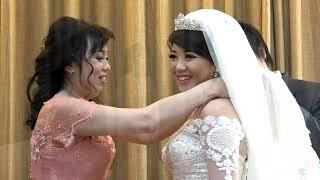 Andy & Thirza Wedding — Tea Pai