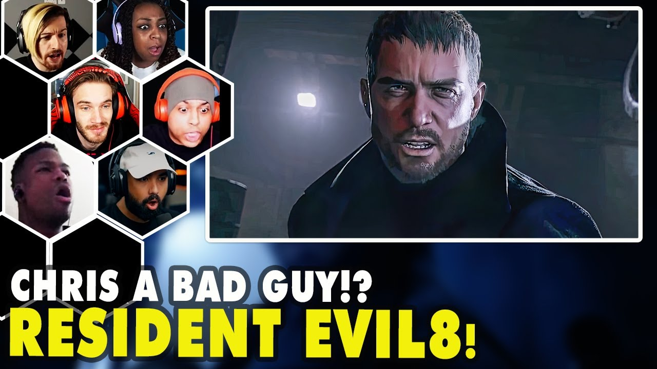 Reaction To Seeing Chris Redfield & What Happens To Mia On Resident Evil Village | Mixed Reactions
