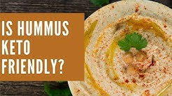 Is Hummus Keto? (Watch about Carbs and Calories in Hummus!!)