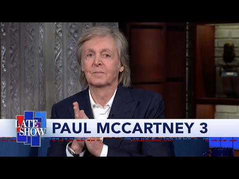 Paul McCartney Often Dreams of John Lennon