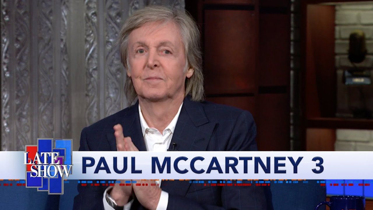 Paul McCartney Talks Beatles, Coronavirus, And New Film In Wide ...