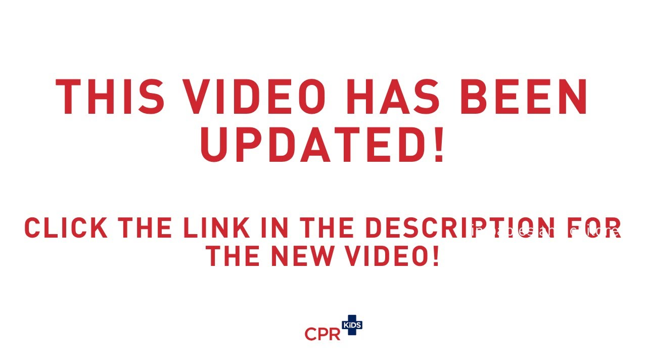 CPR Kids -First Aid for Head Injuries in children
