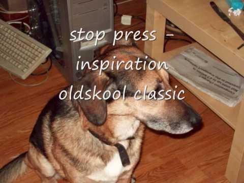 stop press - inspiration