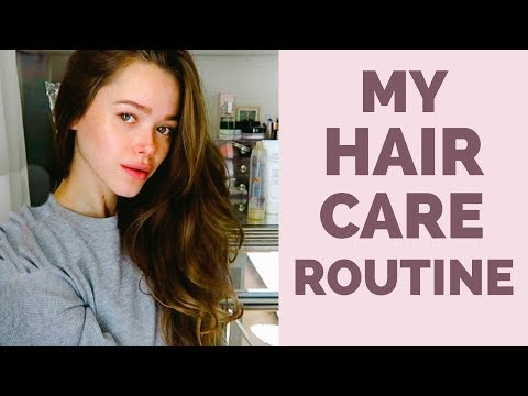 My Hair Care Routine And Favourite Products: OUAI, John Masters Organics, Live Clean, Sephora..