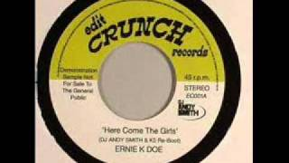 "Ernie K Doe ""Here Come The Girls"""