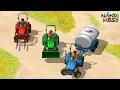 Traktorok a farmon 🚜🐄🌻