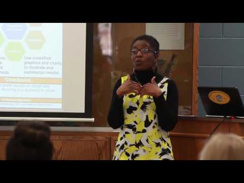 Tips and Tricks to Successfully Present at a Professional Conference 2 of 3