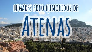 Lugares qué ver en ATENAS que NO salen en las guías turísticas   GRECIA