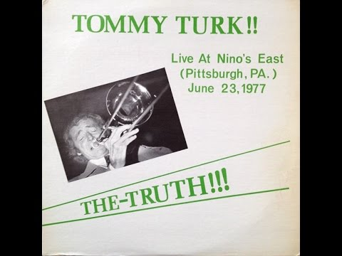 "Tommy Turk ""Live At Nino's East"" 1977 Pittsburgh PA USA Jazz FULL ALBUM"
