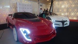 Bertone Pandion - Dream Alfa Romeo Videos