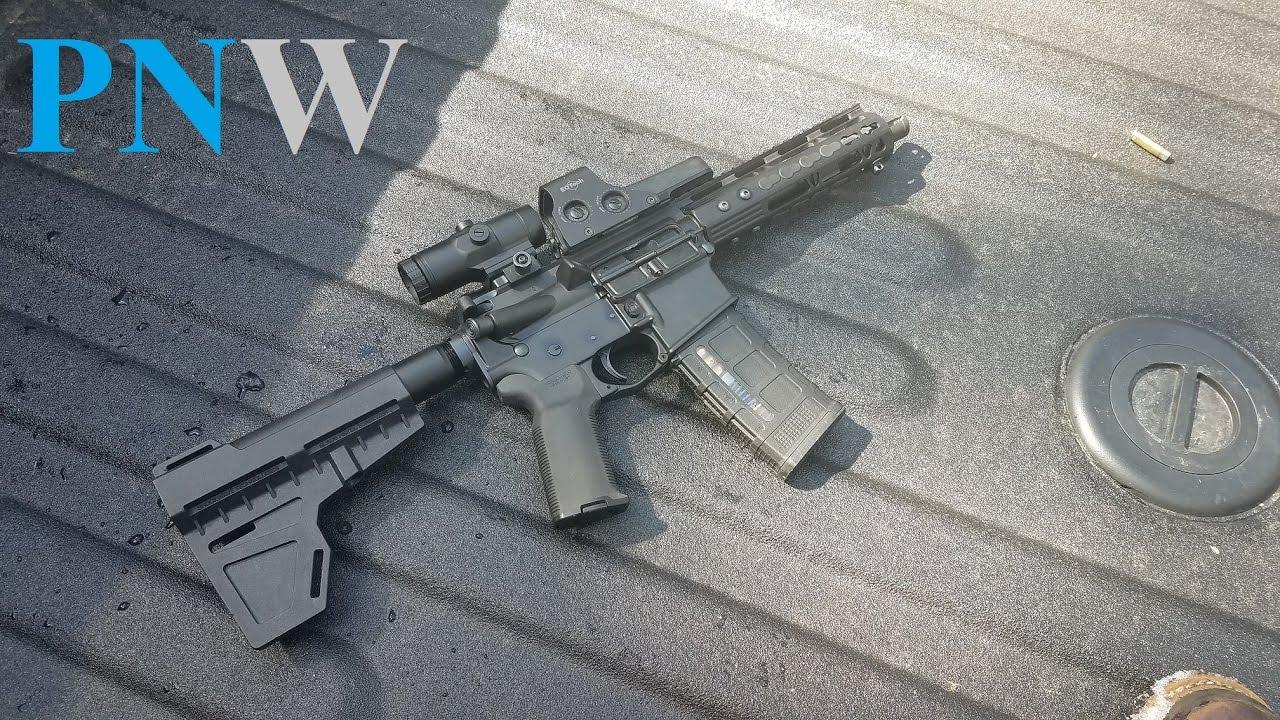 Back Seat Modification - Secret Truck Gun - 300 Blackout Pistol and 2017 Ram