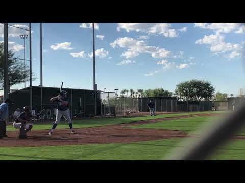 Christian Lamar Bishop Gorman 2019 Dodgers Elite Scout Team HR