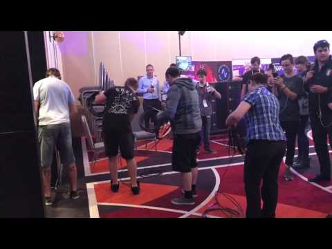 TMB ProPlex Cable Rolling Competition - ENTECH Perth 2017