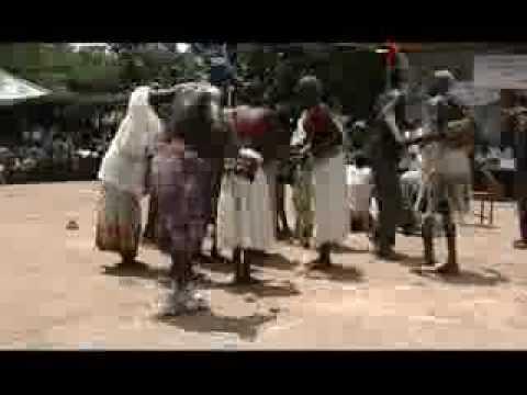 Ethiopia Gambella Traditional Dance