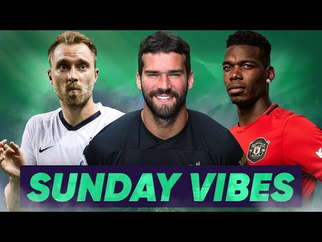 The Most IRREPLACEABLE Player In The Premier League Is... | #SundayVibes