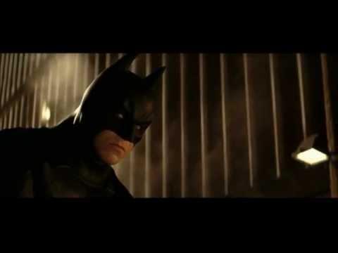 Batman Begins: I'm Batman